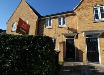 Thumbnail 3 bed town house for sale in Hudson Way, Grantham