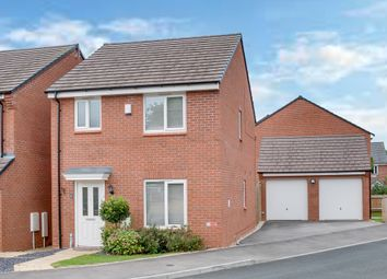 Thumbnail 3 bed detached house for sale in Hadlow Close, Greenlands, Redditch