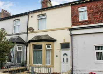 Thumbnail 2 bed terraced house for sale in Poulton Road, Fleetwood, Lancashire