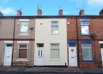 Thumbnail 2 bedroom terraced house for sale in Surtees Street, Darlington