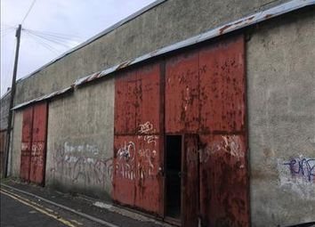 Thumbnail Light industrial for sale in R/O 14 St. Helens Avenue, Swansea