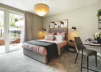 Thumbnail 1 bed flat for sale in Bollo Lane, Acton, London