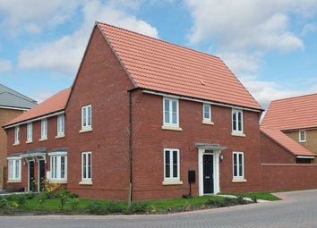 "Thumbnail 3 bedroom end terrace house for sale in ""Hadley"" at Kingfisher Drive, Whitby"