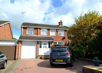 Thumbnail 4 bedroom semi-detached house to rent in Hinton Road, Kingsthorpe, Northampton