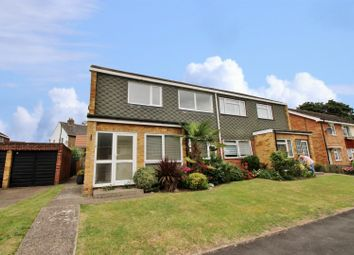 Thumbnail 2 bed maisonette to rent in Harbex Close, Bexley
