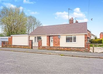 Thumbnail 2 bed detached bungalow for sale in Meadow Way, King's Lynn