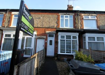 2 bed terraced house for sale in Lanark Street, Perth Street, Hull HU5