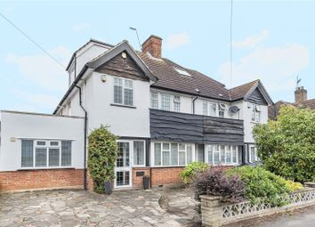 Lime Grove, Ruislip, Middlesex HA4. 4 bed semi-detached house
