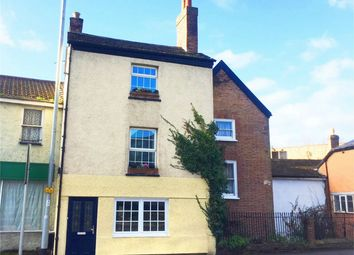 Thumbnail 3 bed terraced house for sale in Upper High Street, Taunton, Somerset