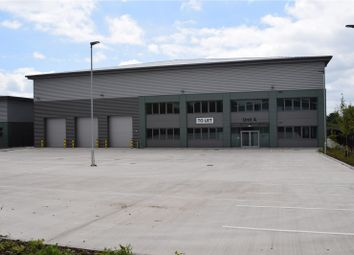 Thumbnail Warehouse for sale in Unit A Logistics City, Brunel Road, Houndmills Industrial Estate, Basingstoke, Hampshire