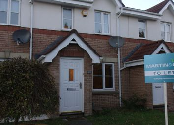 Thumbnail 2 bed terraced house to rent in Oldwood Place, Eliburn, Livingston