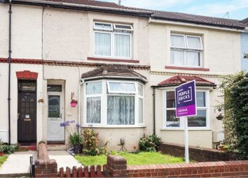 2 bed terraced house for sale in Manor Road North, Itchen, Southampton SO19