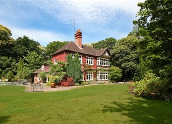 Thumbnail 5 bedroom detached house for sale in Heathfield Avenue, Sunninghill, Ascot, Berkshire