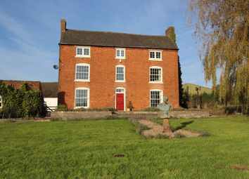 Thumbnail 5 bed farmhouse for sale in Hurley Common, Hurley, Atherstone