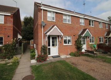 Thumbnail 2 bed end terrace house for sale in Lingwood, Norwich, Norfolk