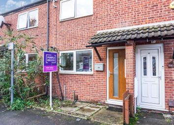 2 bed terraced house for sale in Montpelier Road, Dunkirk NG7