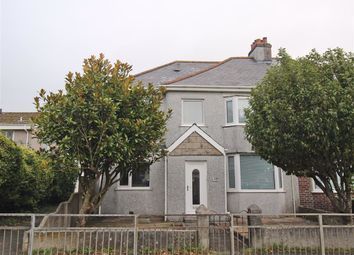 Thumbnail 5 bed semi-detached house for sale in Crownhill Road, Crownhill, Plymouth