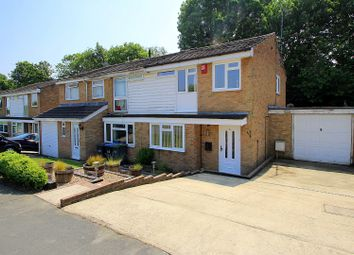Thumbnail 3 bed semi-detached house to rent in Hazel Way, Crawley Down, Crawley