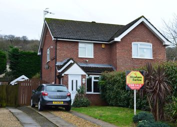 Thumbnail 2 bed semi-detached house for sale in West Garston, Banwell