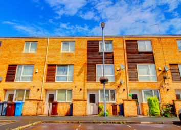 Thumbnail 4 bed town house for sale in Hitchen Street, Manchester