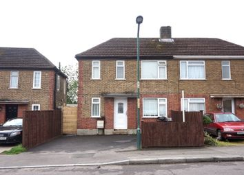 Thumbnail 3 bed semi-detached house for sale in Cedar Road, Rochester