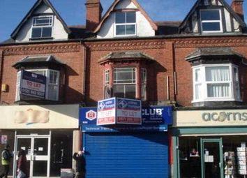 Thumbnail 1 bed flat to rent in Bearwood Road, Smethwick, Birmingham