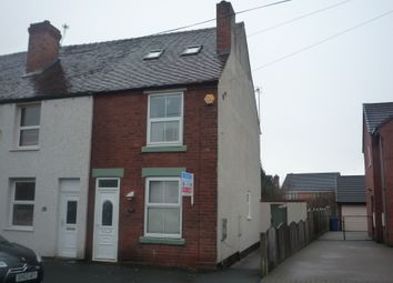 Thumbnail 2 bed terraced house to rent in Old Fallow Road, Cannock