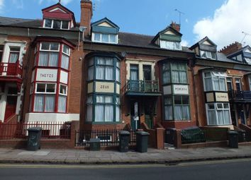 Thumbnail 1 bedroom flat to rent in St. Saviours Road, Leicester