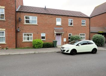 Thumbnail 1 bed flat for sale in Faulkner Drive, Bletchley, Milton Keynes