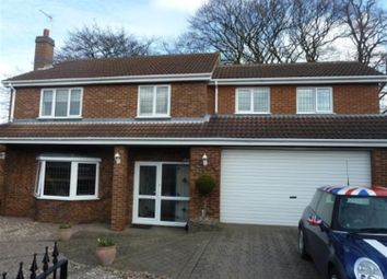Thumbnail 4 bed detached house for sale in Blue Stone Rise, Louth