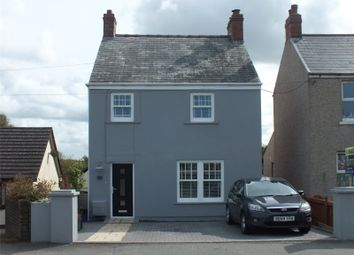 Thumbnail 4 bed detached house for sale in Steynton Road, Steynton, Milford Haven
