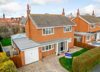 Thumbnail 4 bed detached house for sale in Lucas Road, Tockwith, York