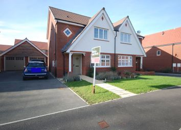 Thumbnail 3 bedroom semi-detached house for sale in Wills Road, Bideford