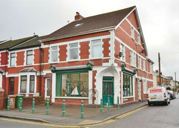 Thumbnail 2 bed flat for sale in Church Street, Bedwas, Caerphilly