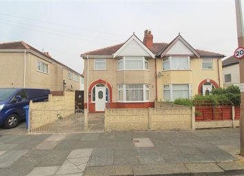 Thumbnail 3 bed property for sale in Ryden Avenue, Thornton Cleveleys