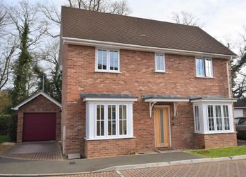 Thumbnail 3 bed detached house for sale in Stowe Close, Padworth, Reading