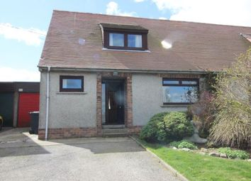 Thumbnail 3 bed semi-detached house to rent in 2 Denend Cottages, Udny, Ellon