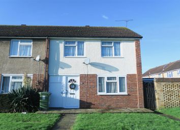 Thumbnail 3 bed end terrace house for sale in Russells Ride, Cheshunt, Herts