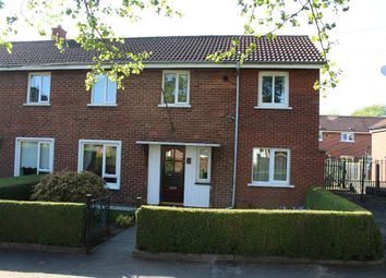 Thumbnail 3 bed semi-detached house to rent in Clarawood Park, Belfast