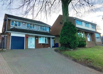 Thumbnail 4 bed detached house for sale in Chorley Road, Burntwood