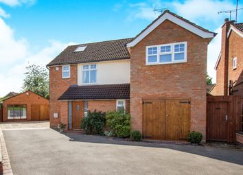 Thumbnail 5 bedroom detached house for sale in Dockers Close, Balsall Common, Balsall Common