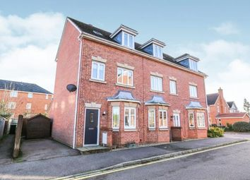 Thumbnail 3 bed end terrace house for sale in Beaumont Road, Flitwick, Beds, Bedfordshire
