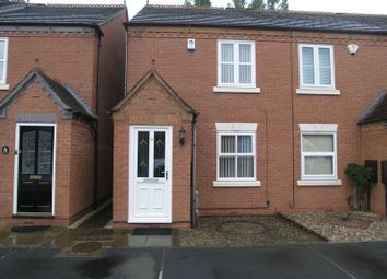 Thumbnail 2 bed terraced house for sale in Mary Macarthur Drive, Cradley Heath