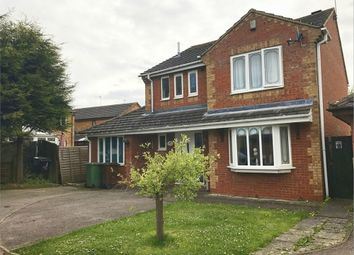 Thumbnail 5 bed detached house to rent in Sherwood Close, Corby, Northamptonshire