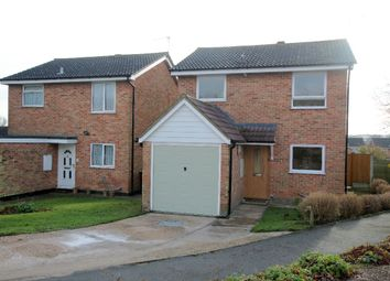 Thumbnail 3 bed detached house for sale in Ross Close, Haverhill