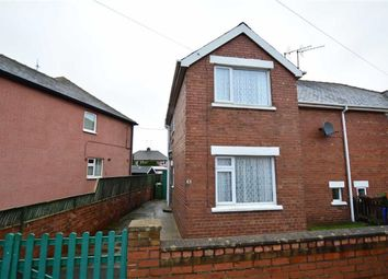 Thumbnail 3 bed semi-detached house for sale in Southfield Road, Knottingley