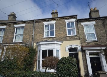 Thumbnail 3 bedroom terraced house for sale in Sandringham Road, Norwich
