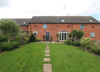 Thumbnail 3 bed barn conversion for sale in Lower Netley, Dorrington, Shrewsbury, Shropshire