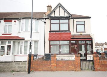 Thumbnail 3 bed end terrace house for sale in Gonville Road, Thornton Heath