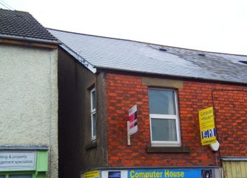 Thumbnail 1 bed flat to rent in High Street, Cinderford
